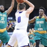 Kentucky State MBB downed by Kentucky Wesleyan College, 120-81