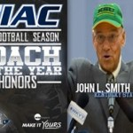 Kentucky State Football John L Smith named SIAC Coach of the Year and St. Ge tabbed as Freshman of the Year