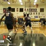 Terry Taylor – 2017 FORWARD Bowling Green HS 2016 KOBG