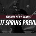 2017 Bellarmine Men's Tennis Spring Preview