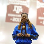 UK Track & Field's Sha'Keela Saunders Wins NCAA Indoor Long Jump