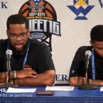 Fern Creek HS Presser after Semifinals loss to Cooper in 2017 Whitaker Bank KHSAA Sweet 16