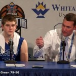 Scott HS Presser after 79-80 loss to Bowing Green in 2017 Sweet 16