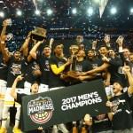 NKU MBB wins Horizon League Tournament Championship, 59-53