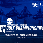 Kentucky Women's Golf Makes 2017 NCAA Regionals Field