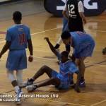 Hammonds Hurricanes vs Arsenal Hoops 15U (C1) – And 1 DTG AAU Louisville