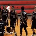Illinois Raptors vs Team Clutch 16U – And 1 DTG AAU Louisville