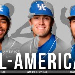 Three UK Athletes Named Baseball America All-Americans