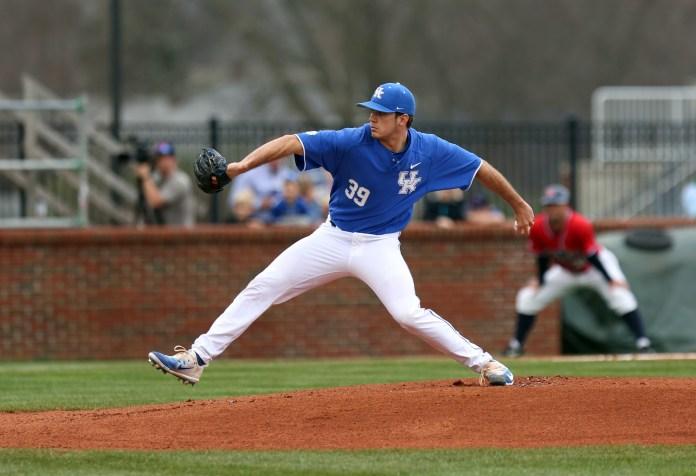 University of Kentucky Baseball 2017