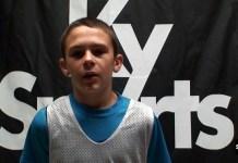 Augusta Independent School basketball