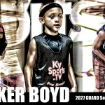 Parker Boyd – 2027 GUARD Southern Elementary – 2017 KySportsTV Prep Showcase