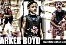 Southern Elementary School/Team Rise AAU basketball 2017