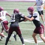 EKU Preseason Football Camp: Practice 5, The Secondary