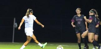 University of Kentucky Womens Soccer 2017