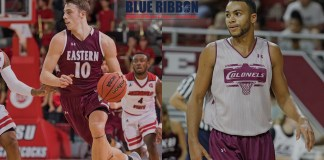 Eastern Kentucky University Basketball