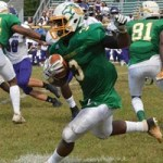 Kentucky State Football's Sylve Named SIAC Newcomer of the Week