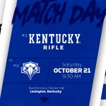 No. 3 UK Rifle Hosts No. 16 Morehead State