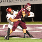 Campbellsville Univ FB moves to 4-0 for 1st time since 2001 with 58-25 victory over Kentucky Christian
