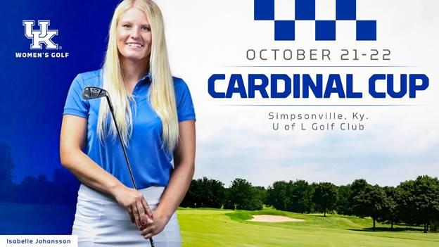 Isabella Johansson - University of Kentucky Golf