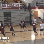 Kayla Brewer – 2018 GUARD Ballard HS – 2017 Rick Bolus Camp