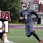 Campbellsville football slips a spot to No. 21 in NAIA Coaches' Top 25 Poll