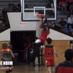 DUNKS For Aspire Academy vs Fern Creek HS in Battle of the Ville Exhibition Game