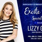 Nickelodeon Star Lizzy Greene to Highlight Excite Night at Rupp Arena for UK Gymnastics