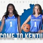 UK WBB Coach Matthew Mitchell Inks Two High School Stars to NLIs