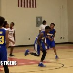 Newburg MS Basketball 2017-18 vs Noe