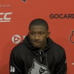 Louisville Cardinals Football Greenard & Hearns Post Game vs Virginia