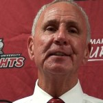 Bellarmine MBB Coach Scotty Davenport Postgame vs Cincinnati