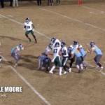 Trinity HS Rondale Moore Jukes Whole Team in Punt Return For Touchdown