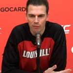 UL MBB Coach David Padgett Pregame Presser on Playing UK