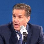 UK Basketball Coach John Calipari on 90-61 WIN vs Rival Louisville