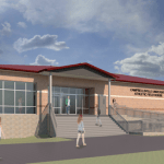 Campbellsville Univ athletics announces renderings & groundbreaking date for new fieldhouse