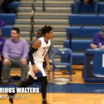 Tymetrious Walters – 2018 GUARD Valley HS at 2018 LIT