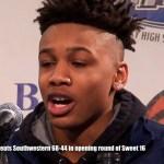 Warren Central HS Basketball Presser vs Southwestern in 2018 Sweet 16