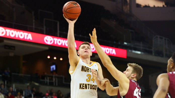 Northern Kentucky University mens basketball