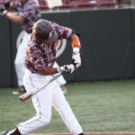 Three Home Runs Power EKU baseball Past Western Carolina In Midweek Game