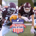 Four EKU Football Players Earn All-Commonwealth Honors