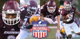 Eastern Kentucky University football 2018