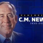 C.M. Newton, Former UK Student-Athlete and Director of Athletics, Has Passed Away