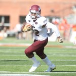 EKU Takes Lead Late Into 4th Quarter, But Falls Short in Upset Bid of FBS BOWLING GREEN, 42-35