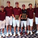 EKU MGOLF Shoots 13-Under, Finishes Second In Whitson's Debut As Head Coach