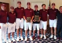 Eastern Kentucky University Mens Golf 2018