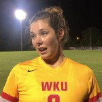 Big Offensive Night Leads WKU SOC Past Kentucky Christian, 9-0