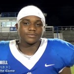 Glasgow HS Football Nick Mitchell – Sitel Player of the Game WK 5