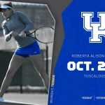 Kentucky Women's Tennis Escapes Cooling Temperatures for Alabama's Fall Invite