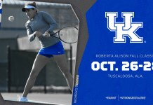 University of Kentucky tennis