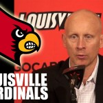 Louisville Cardinals Coach Chris Mack Post Game vs Bellarmine